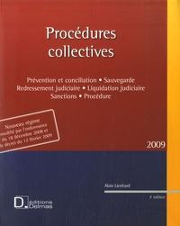 Procédures collectives 2009.pdf