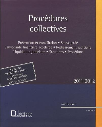 Alain Lienhard - Procédures collectives. 1 Cédérom