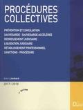 Alain Lienhard - Procédures collectives - Prévention et conciliation, sauvegarde, sauvegarde accélérée, redressement judiciaire, liquidation judiciaire, redressement professionnel, sanctions, procédure.