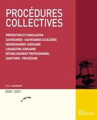 Procédures collectives - Alain Lienhard pdf epub