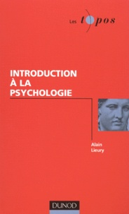 Galabria.be Introduction à la psychologie Image