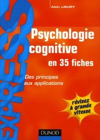 Alain Lieury - Psychologie cognitive.