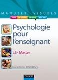 Alain Lieury - Psychologie pour l'enseignant - L3 Master.