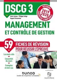 Alain Loiseau et Philippe Lafage - Management et contrôle de gestion - Réforme Expertise comptable.