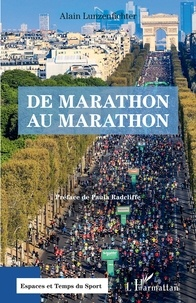 Alain Lunzenfichter - De Marathon au marathon.