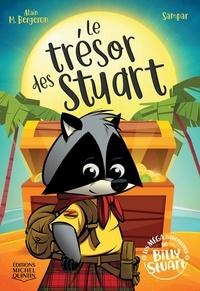 Alain M. Bergeron et  Sampar - Le trésor des Stuart.