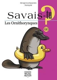 Les ornithorynques.pdf