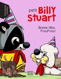 Alain M. Bergeron et  Sampar - Petit Billy Stuart 3 - Bonne fête, FrouFrou!.