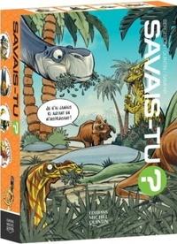 Alain-M Bergeron - Savais-tu ? - Coffret tome 1 à 4, Edition en couleurs.