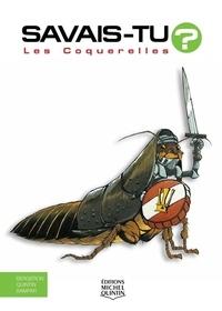 Alain M. Bergeron et  Sampar - Savais-tu? - En couleurs 21 - Les Coquerelles.