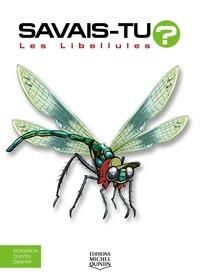 Alain M. Bergeron et Michel Quintin - Savais-tu? - En couleurs 67 - Les Libellules.