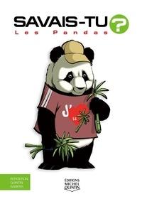 Alain M. Bergeron et Michel Quintin - Savais-tu? - En couleurs 70 - Les Pandas.