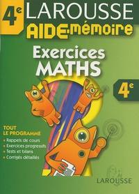 Exercices Maths 4e - Alain Macombe | Showmesound.org
