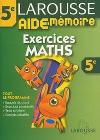 Exercices Maths 5e - Alain Macombe |