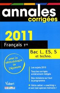 Alain Malle et Philippe Lehu - Français 1e Bac L, ES, S et techno.