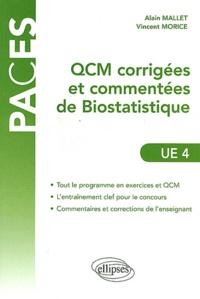 QCM corrigées & commentées de Biostatistique UE 4.pdf