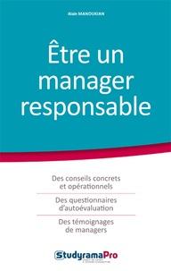 Alain Manoukian - Etre un manager responsable.