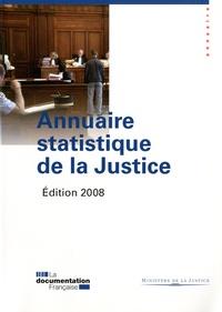 Alain Marais - Annuaire statistique de la justice.