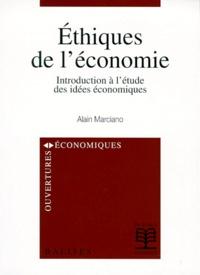 Alain Marciano - .