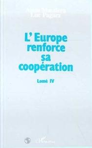 Alain Massiera - L'europe renforce sa cooperation - lome iv.