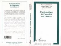 Alain Massot et Raymond Boudon - .