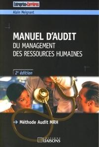 Alain Meignant - Manuel d'audit du Management des Ressources Humaines - Méthode Audit MRH.