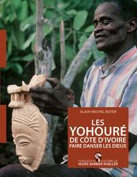 Histoiresdenlire.be Les Yohouré de Côte d'Ivoire - Faire danser les dieux Image
