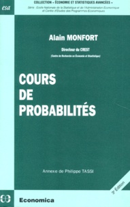 Alain Monfort - .
