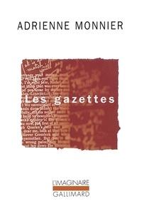 Alain Monnier - Les gazettes - 1923-1945.