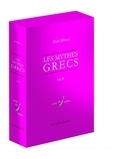 Alain Moreau - Mythes grecs - 2 volumes : Origines ; L'Initiation.
