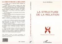Alain Moreau - Structure de la relation.