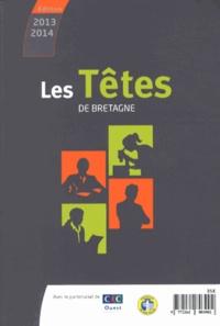 Alain Mustière et Denis Roux - Les Têtes de Bretagne.