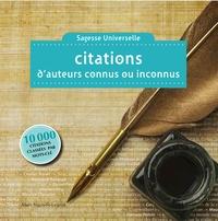 Citations dauteurs connus ou inconnus - Sagesse universelle.pdf