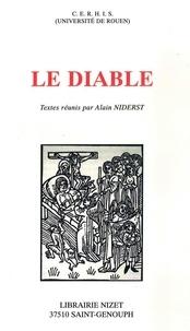 Alain Niderst - Le diable.