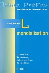 Alain Nonjon - La mondialisation.