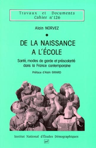 Alain Norvez - .