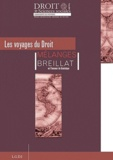 Alain Ondoua et Philippe Lagrange - Les Voyages du Droit - Mélanges Breillat en l'honneur de Dominique.