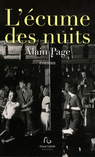 Alain Page - L'écume des nuits.
