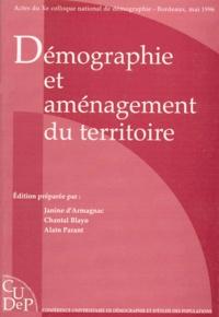 Alain Parant et Janine d' Armagnac - .