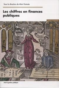 Alain Pariente - Les chiffres en finances publiques.