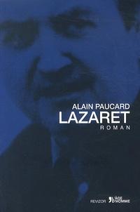 Alain Paucard - Lazaret.