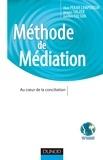 Alain Pekar Lempereur et Jacques Salzer - Méthode de médiation - Au coeur de la conciliation.