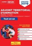 Alain Pena - Concours adjoint territorial d'animation principal de 2e classe - Tout-en-un Categorie C.
