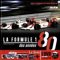Alain Pernot et Thibault Larue - Formule 1 des années 80 - Des turbos et des duels. 1 DVD