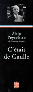 Sennaestube.ch C'était De Gaulle, coffret 2 volumes Image