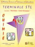 Alain Peyro et René Vento - Chimie, terminale STL - Spécialité biochimie-génie biologique.
