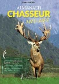 Alain Philippe - Almanach chasseur.