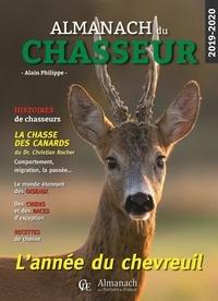Alain Philippe - Almanach du chasseur - L'année du chevreuil.