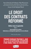 Alain Pietrancosta - Droit des contrats réformé - 2 volumes.