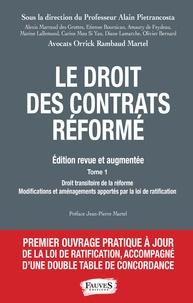 Openwetlab.it Droit des contrats réformé - 2 volumes Image